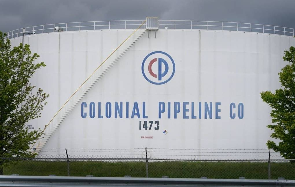 Bloomberg: Colonial Pipeline после кибератаки планирует возобновить работу к выходным
