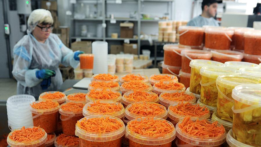 Эксперты заявили о хороших прибылях производителей и продавцов продовольствия