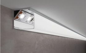 Применение алюминиевого углового профиля