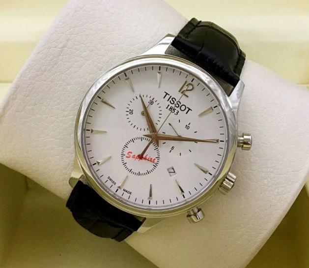 Tissot — настоящие швейцарские часы