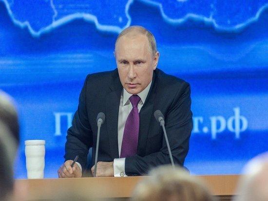 Владимир Путин поздравил российских мусульман с праздником Курбан-байрам
