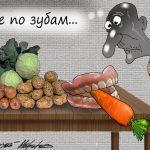 После слов Путина в России перестали дорожать овощи