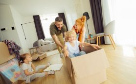 Многодетные смогут быстрее получать 450 тысяч на погашение ипотеки