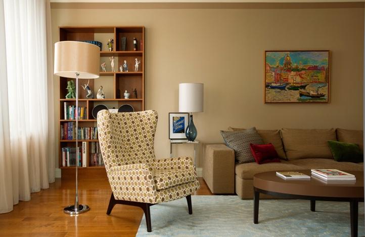 Как сделать свою комнату в стиле 70-х годов?