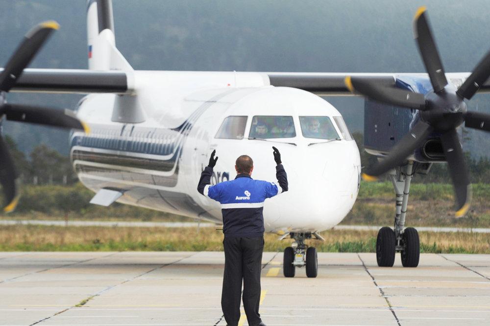 На Дальнем Востоке запустили социально значимые авиарейсы