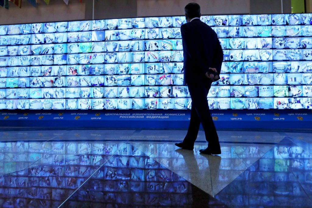 Памфилова: Видеонаблюдение покроет 98% избирательных участков