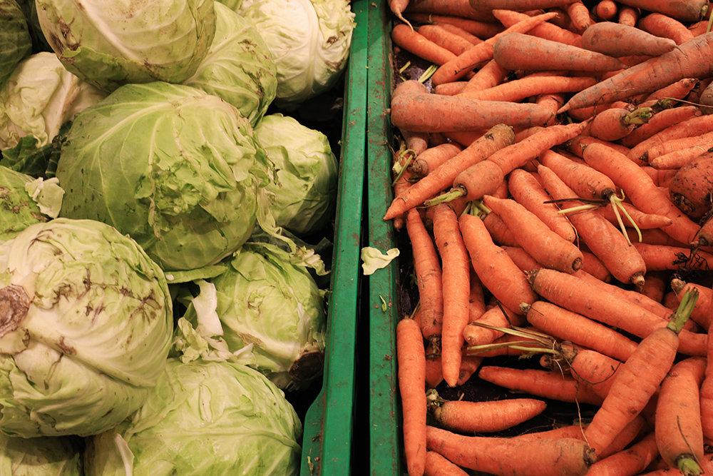 Минсельхоз: Цены на продукты «борщевого набора» продолжат снижаться