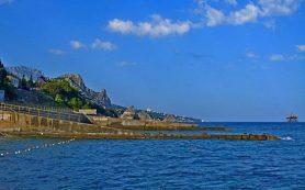 В Крыму начали строить «Золотой берег»