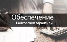 Банковская гарантия на исполнение контракта