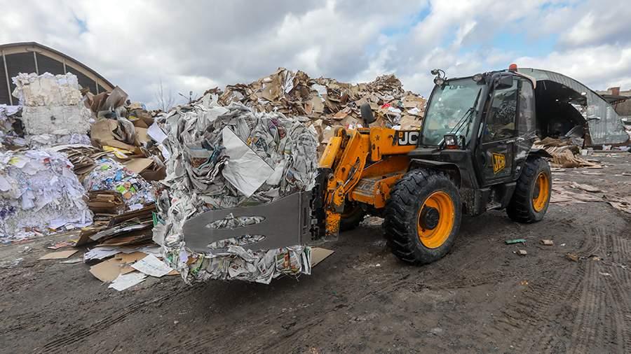Бизнес призвал правительство ускорить старт реформы утилизации отходов