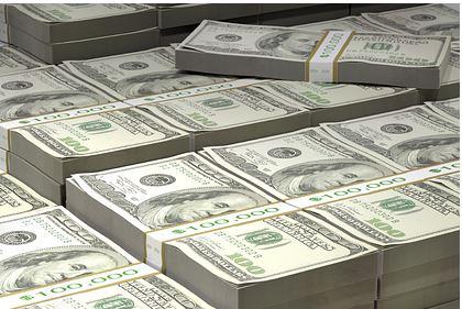 Внешний долг России подошел к 500 миллиардам долларов